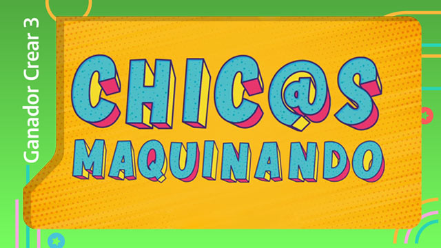 Chic@s maquinando