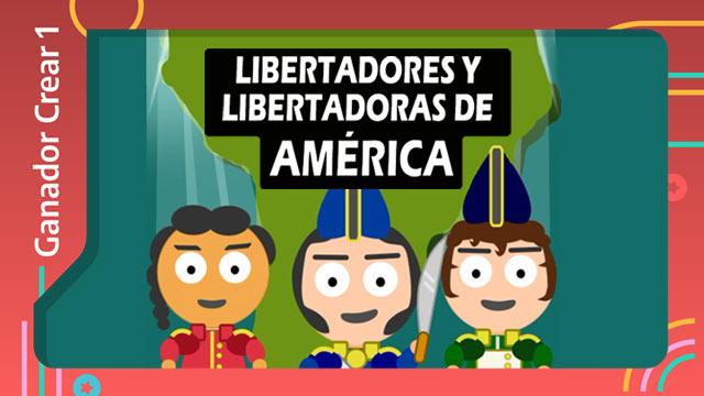Libertadores y Libertadoras de América
